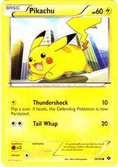 Pikachu - 39/99 - Common