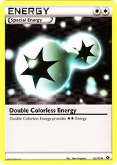 Double Colorless Energy - 92/99 - Uncommon on Channel Fireball