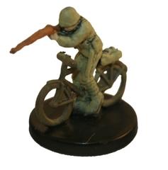 Japanese Bicycle Troop