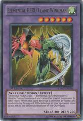 Elemental HERO Flame Wingman - RYMP-EN016 - Rare - 1st Edition