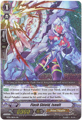 Flash Shield, Iseult - BT01/011EN - RR on Channel Fireball