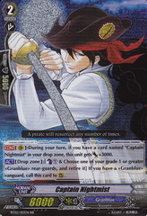 Captain Nightmist - BT02/013EN - RR