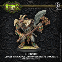 Ghetorix - Character Warpwolf Upgrade Kit