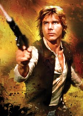DP: Han Solo LE Art Sleeves
