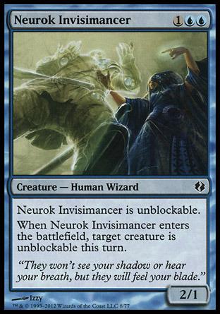 Neurok Invisimancer