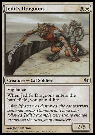 Jedits Dragoons