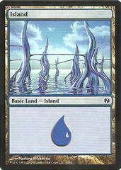 Island (43) on Channel Fireball