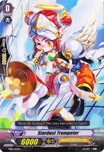 Stardust Trumpeter - TD01/012EN