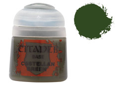 Base: Castellan Green 21-14