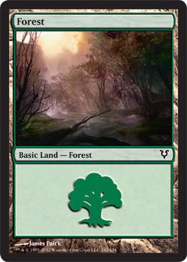 Forest (242) - Foil