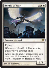Herald of War - Foil