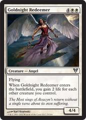 Goldnight Redeemer - Foil