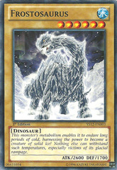 Frostosaurus - YS12-EN003 - Common - 1st Edition on Channel Fireball
