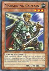 Marauding Captain - YS12-EN014 - Common - 1st Edition