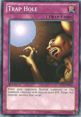 Trap Hole - YS12-EN032 - Common - 1st Edition on Channel Fireball