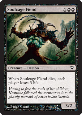 Soulcage Fiend