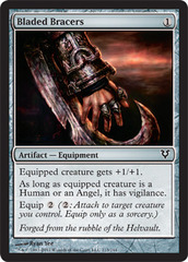 Bladed Bracers on Channel Fireball