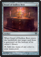 Vessel of Endless Rest