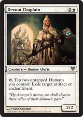 Devout Chaplain - Foil