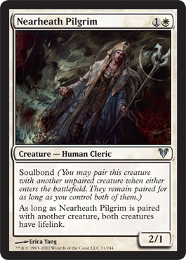 Nearheath Pilgrim - Foil
