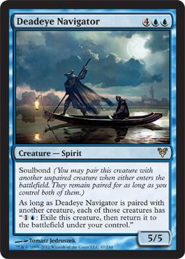 Deadeye Navigator - Foil