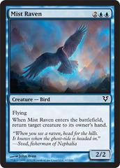 Mist Raven - Foil on Channel Fireball