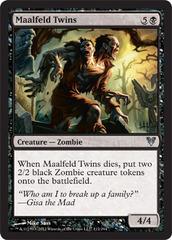 Maalfeld Twins - Foil on Channel Fireball