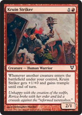 Kruin Striker - Foil