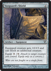 Vanguard's Shield - Foil