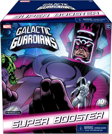Galactic Guardians Super Booster