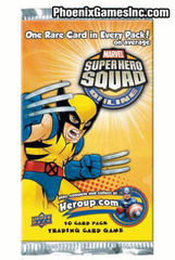 Marvel Super Hero Squad Foundation Booster Pack - UDE79525