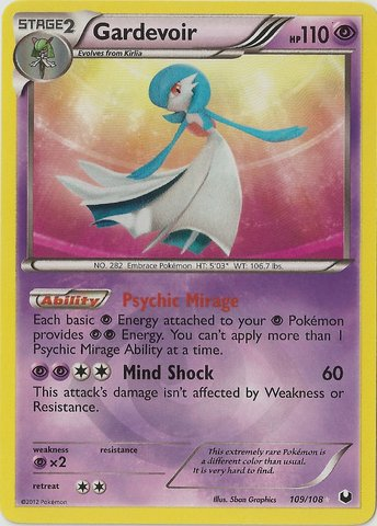 POKEMON BLACK AND WHITE DARK EXPLORERS TYNAMO 44//108 REV HOLO