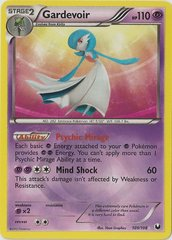 Gardevoir - 109/108 - Secret Rare