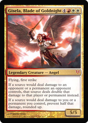 Gisela, Blade of Goldnight (Oversized Helvault Promo)