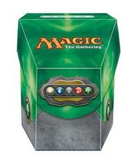 Pro Hex Commander Green Deck Box for Magic