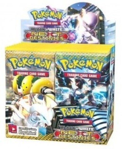 BW - Next Destinies Booster Box