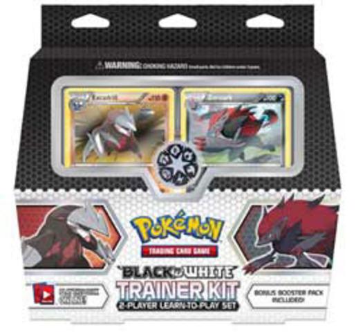 Black & White Trainer Kit