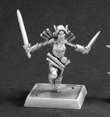 Merisiel, Iconic Elf Rogue (Version 2)