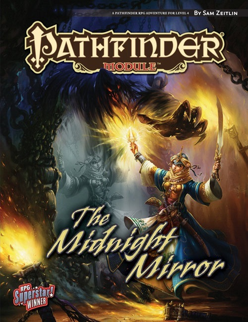 Pathfinder Module: The Midnight Mirror - Role Playing Games