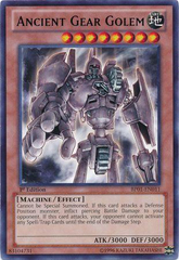 Ancient Gear Golem - BP01-EN011 - Rare - 1st Edition