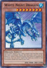 White Night Dragon - BP01-EN016 - Rare - 1st Edition