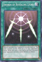 Swords of Revealing Light - BP01-EN033 - Starfoil Rare - 1st Edition