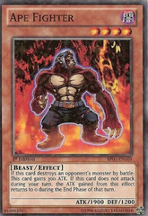 Ape Fighter - BP01-EN169 - Starfoil Rare - 1st Edition
