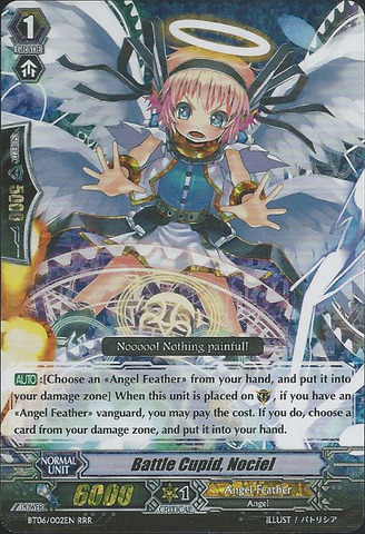 Battle Cupid, Nociel - BT06/002EN - RRR