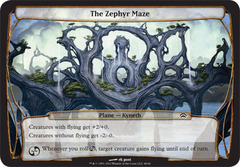 The Zephyr Maze on Channel Fireball