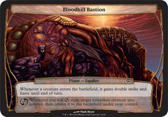 Oversized - Bloodhill Bastion
