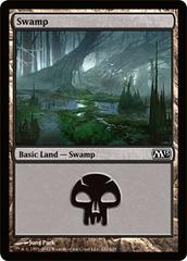 Swamp - Foil (241)(M13)