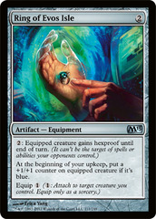 Ring of Evos Isle - Foil
