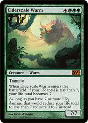 Elderscale Wurm