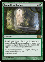 Boundless Realms - Foil